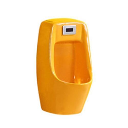 Tiểu nam cảm ứng trẻ em màu cam Miken MKT-5028O