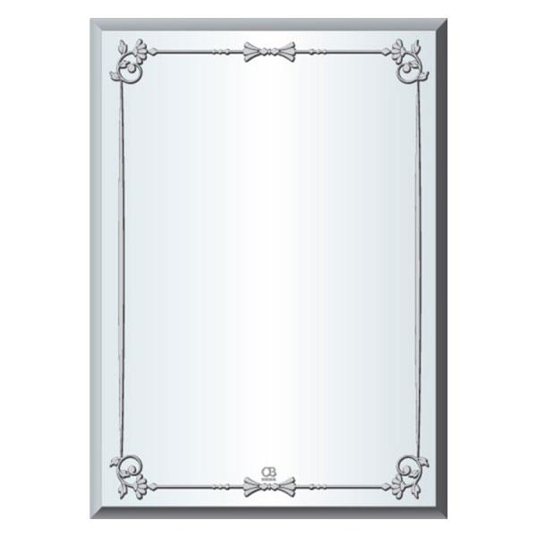 Gương phôi mỹ QB Q509 45x60