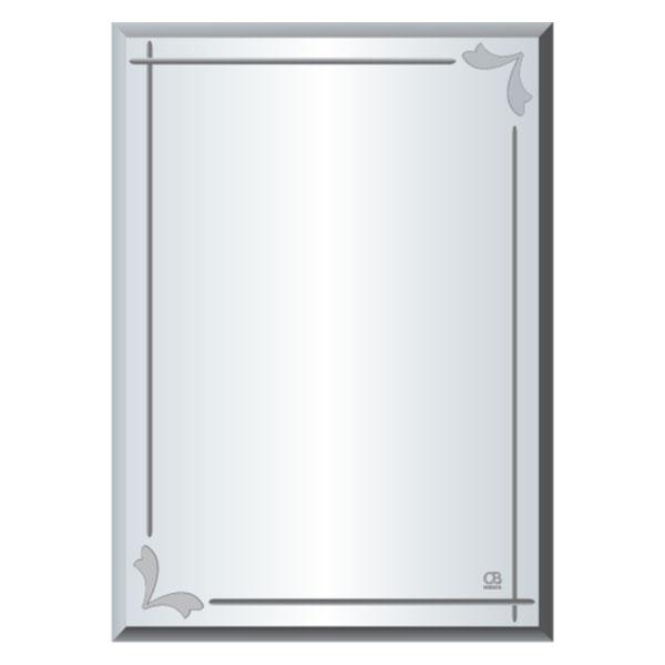 Gương phôi mỹ QB Q609 45x60