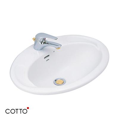 Chậu rửa lavabo COTTO C008