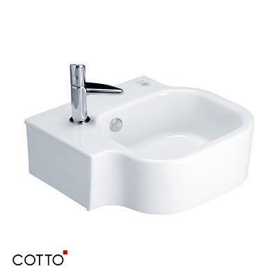 Chậu rửa lavabo COTTO C04017