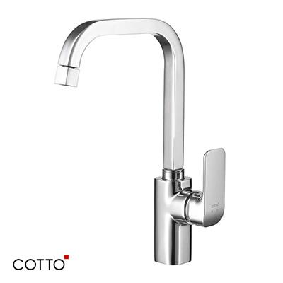 Vòi rửa bát nóng lạnh Cotto CT2150A