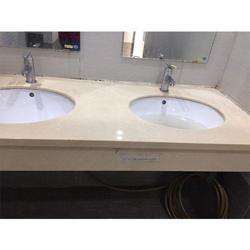Mặt bàn đá chậu rửa lavabo HM-9013