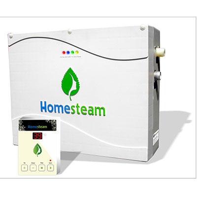 Máy xông hơi ướt HomeSteam MA–660HS White