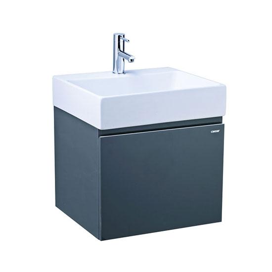 Chậu lavabo và tủ treo Caesar LF5259-EH156TG