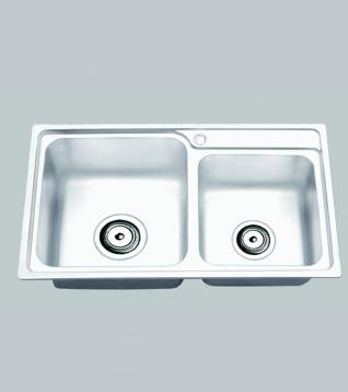 Chậu rửa bát Inox Piceza PZ304 7542