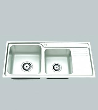 Chậu rửa bát Inox Piceza PZ304-9443
