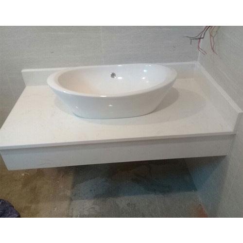 Mặt bàn đá chậu rửa lavabo HM-90133