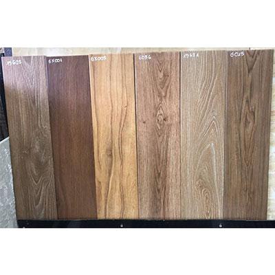 Gạch ốp lát giả gỗ 15x60 6X005