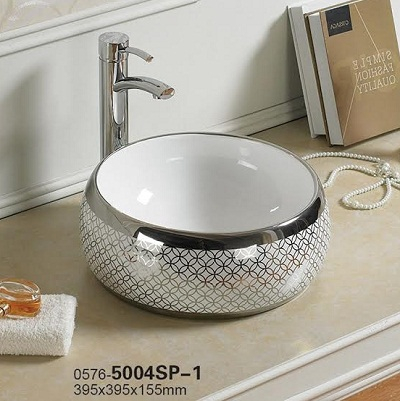 Chậu rửa lavabo nghệ thuật DADA 5004SP-1