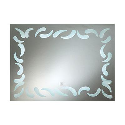 Gương phòng tắm đèn led Đình Quốc DQ 67013