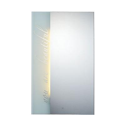 Gương phòng tắm đèn led Đình Quốc DQ 67017