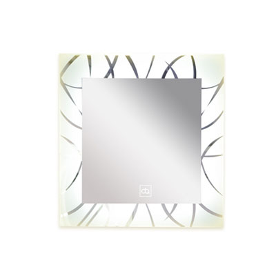Gương phòng tắm đèn led Đình Quốc DQ 67064