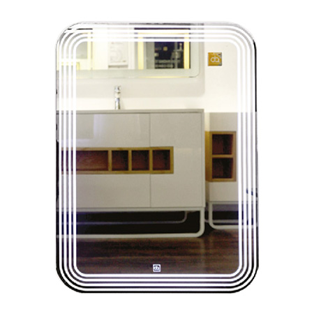 Gương phòng tắm đèn Led cảm ứng Đình Quốc DQ 69003A