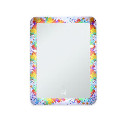 Gương phòng tắm đèn led Đình Quốc DQ 69004B