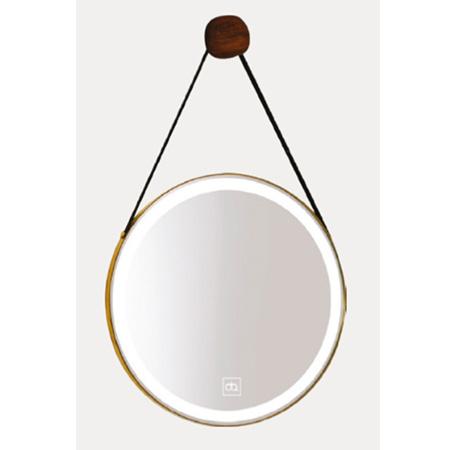 Gương đèn led dây da cảm ứng Đình Quốc DQ 69016B