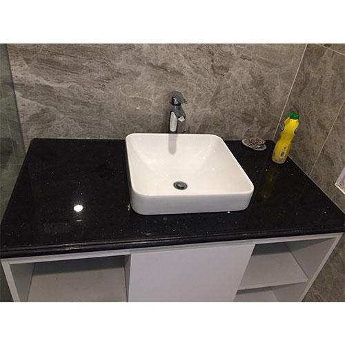 Mặt bàn đá chậu rửa lavabo HM-9017