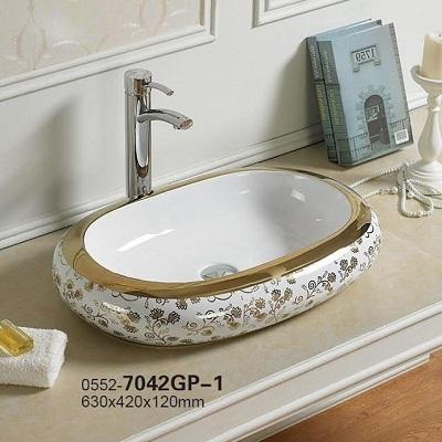 Chậu rửa lavabo nghệ thuật DADA A063-K15