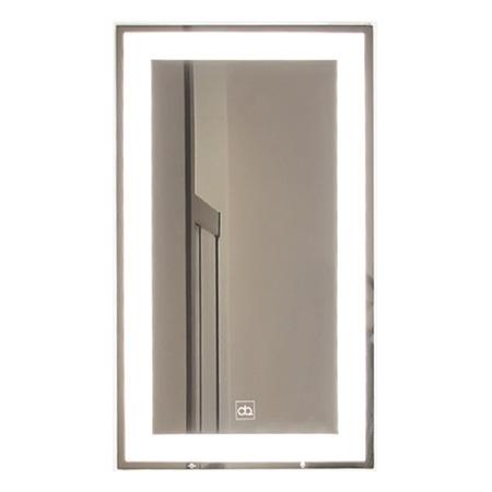 Gương phòng tắm đèn Led cảm ứng Đình Quốc DQ 72020