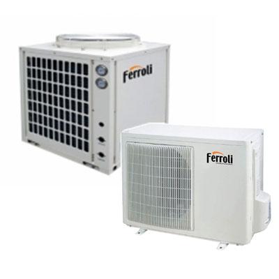 Máy bơm nhiệt Ferroli Heatpump KRSF-10.5/H-A
