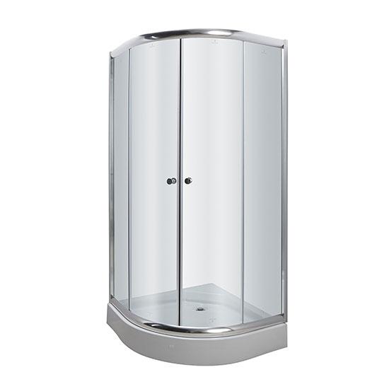 Cabin tắm vách kính GOVERN JS-8120A