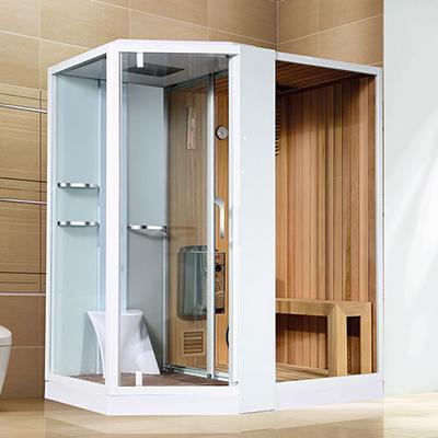 Phòng xông hơi Nofer VS-89103S-R White