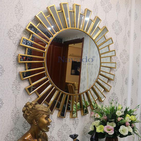 Gương trang trí phòng khách Navado Athena