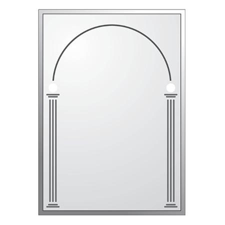 Gương phòng tắm Bancoot BC119