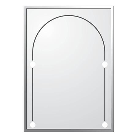 Gương phòng tắm Bancoot BC120
