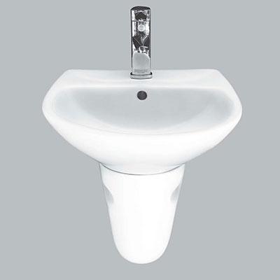 Chậu rửa lavabo Hảo Cảnh C102