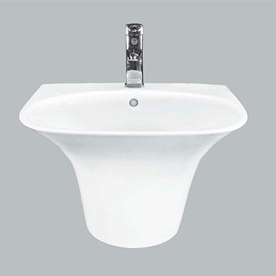 Chậu rửa lavabo Hảo Cảnh C309