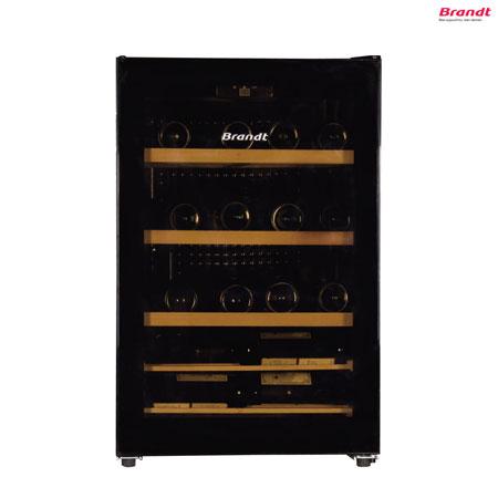 Tủ bảo quản rượu Brandt CB354V Black