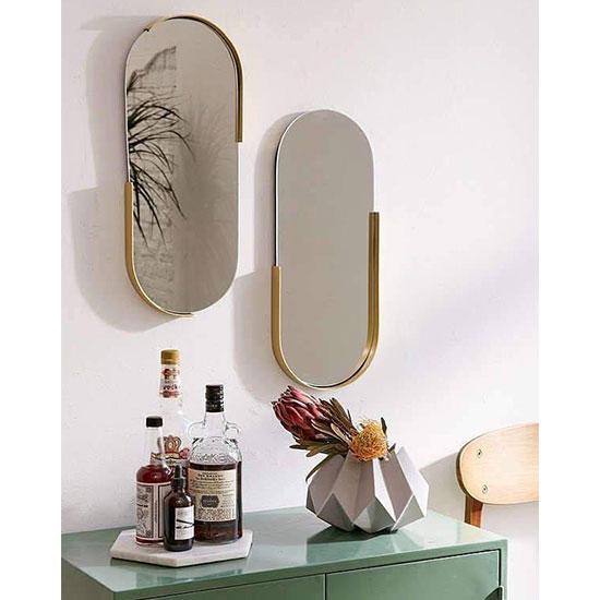 Gương phòng tắm MIKEN MKG-PT001