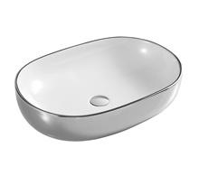 Chậu rửa lavabo nghệ thuật Cleanman CL-1018-S