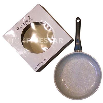 Chảo chống dính ceramic Kitchinox 28cm