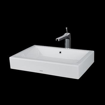 Chậu rửa lavabo TOTO LW643JW/F
