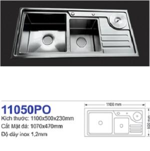 Chậu rửa bát Hàn Quốc TOPY KOREA 1100
