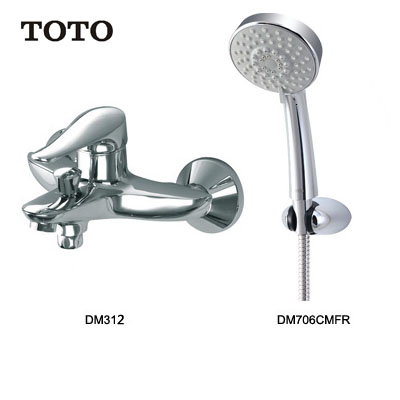 Vòi hoa sen tắm TOTO DM312R