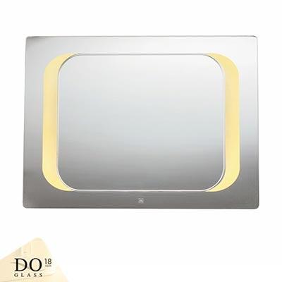 Gương phòng tắm đèn led Đình Quốc DQ 67012