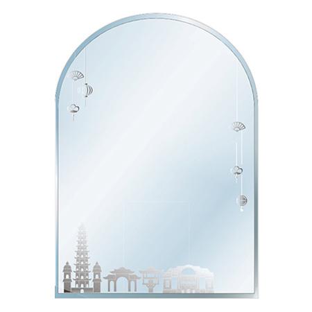 Gương phòng tắm Đình Quốc DQ 8802B