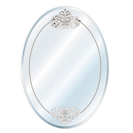 Gương phòng tắm Đình Quốc DQ 8804A