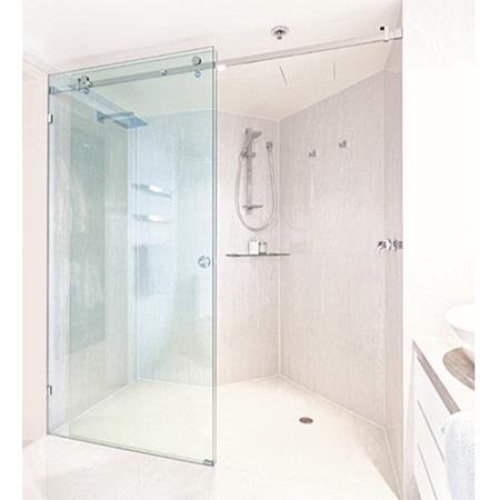 Phòng tắm vách kính Đình Quốc 8173-4