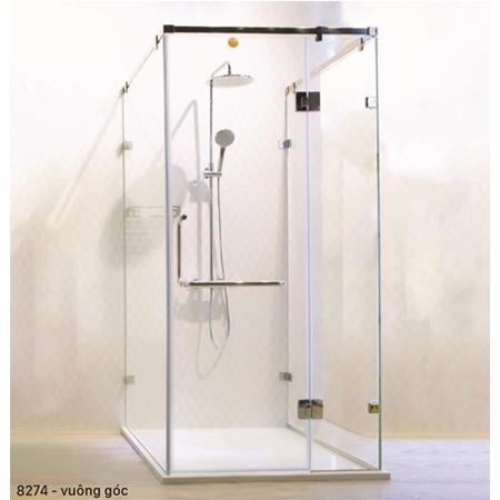 Phòng tắm vách kính Đình Quốc 8274