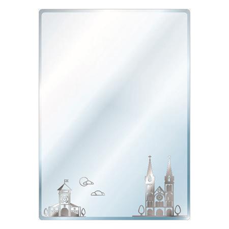 Gương phòng tắm Đình Quốc DQ 8801B