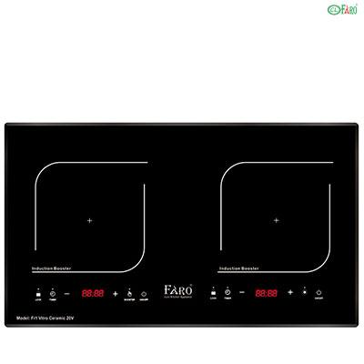 Bếp từ Faro FR1-VitroCeramic 20V