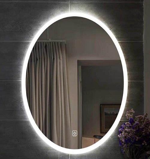 Gương đèn LED Cleanmax 6080E