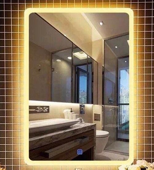 Gương đèn LED Cleanmax 8060D