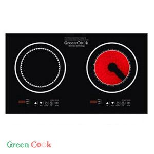 Bếp từ - hồng ngoại Green Cook GC-H3