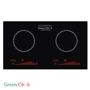 Bếp từ đôi Green Cook GC-H6