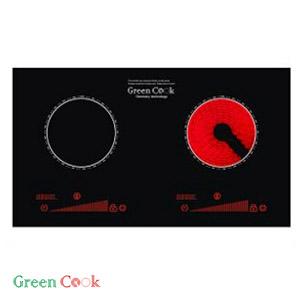 Bếp từ - hồng ngoại Green Cook GC-H7